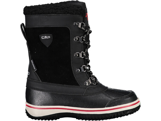 CMP Campagnolo Kide WP Boots de neige Enfant, nero